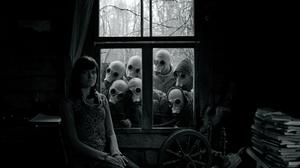 Creepy Creature Gas Masks 1920x1278 Wallpaper
