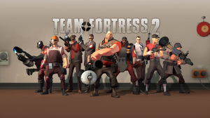 Engineer Team Fortress Heavy Team Fortress Medic Team Fortress Pyro Team Fortress Scout Team Fortres 1280x1024 Wallpaper
