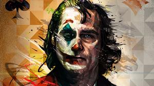 Dc Comics Joaquin Phoenix Joker 3446x1938 wallpaper