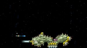 Game R Type Sci Fi Space Spaceship 1680x1050 wallpaper