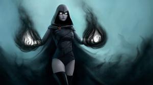 Dc Comics Raven Dc Comics Teen Titans 3800x2914 wallpaper