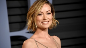 Actress American Blonde Olivia Wilde Short Hair Smile 3000x2000 Wallpaper