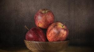 Apple Fruit 2019x1370 Wallpaper