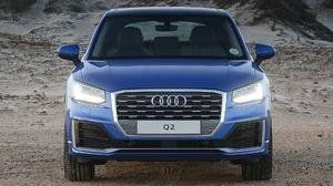 Audi Q2 Tfsi S Line Blue Car Car Crossover Car Luxury Car Suv Subcompact Car 1920x1080 Wallpaper