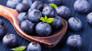 Berry Blueberry Fruit 5472x3648 wallpaper