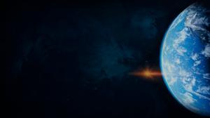 Sci Fi Planet 7680x4320 wallpaper