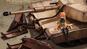 Anime Original 5760x3240 Wallpaper