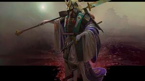 Maxim Bazhenov Digital Art Artwork Drawing Fictional Character Fictional Characters Sword Helmet Kat 1920x1587 Wallpaper