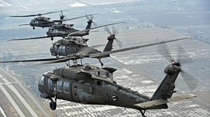 Aircraft Helicopter Attack Helicopter 2560x1707 wallpaper