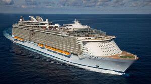 Cruise Ship 3200x1800 wallpaper
