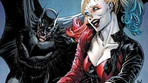 Batman Dc Comics Harley Quinn 1920x1080 Wallpaper