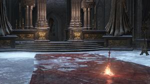 Dark Souls Iii Dark Souls 3 Irithyll Of The Boreal Valley Church Bonfire Pontiff Sulyvahn Dark Fanta 1920x1080 Wallpaper