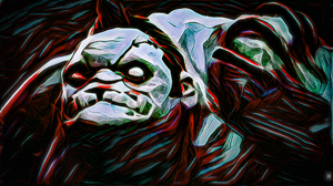 Dota 2 Pudge Dota 2 3072x1728 wallpaper