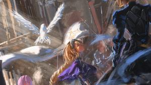 Saber Fate Series Shielder Fate Grand Order Ruler Fate Grand Order Jeanne DArc Fate Series Fate Gran 1920x1572 Wallpaper