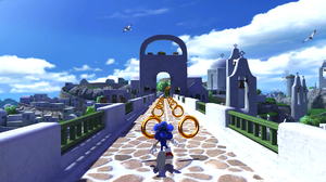 Sonic The Hedgehog 1920x1080 Wallpaper