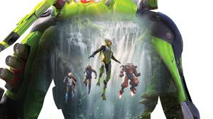 Video Game Anthem 5700x3206 Wallpaper