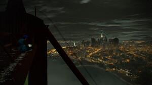 Night San Francisco Watch Dogs 2 1920x1080 Wallpaper