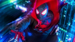 Spider Man Miles Morales 2122x1194 wallpaper