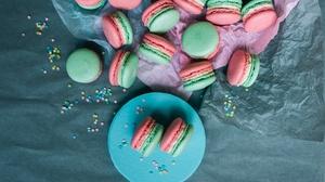 Macaron Sweets 4192x2792 Wallpaper
