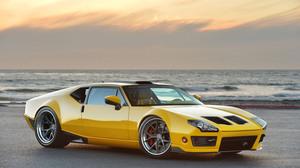 Ringbrothers Sport Car Yellow Car Car 3000x2000 Wallpaper