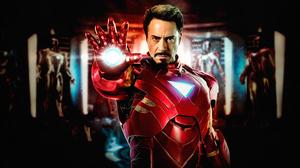 Iron Man Iron Man 3 Robert Downey Jr 3840x2160 wallpaper