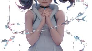Illustration Artwork Digital Art Fan Art Drawing Fantasy Art Fantasy Girl Women Zarory Hina Amano An 3000x4000 Wallpaper