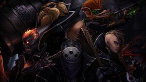 Brand League Of Legends Gragas League Of Legends Jax League Of Legends Twitch League Of Legends Vlad 2200x1365 Wallpaper