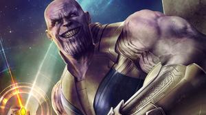 Thanos 1920x1435 Wallpaper