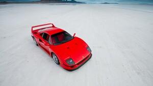 Vehicles Ferrari F40 1920x1200 Wallpaper