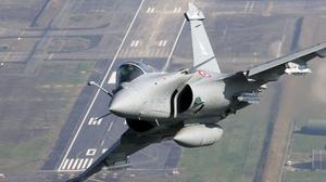 Jet Fighter Aircraft Warplane 3504x2280 wallpaper