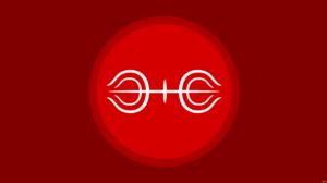 Symbol Circle 8500x4500 wallpaper
