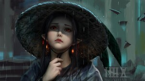 Girl Elf 1920x1080 Wallpaper