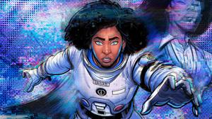 Marvel Cinematic Universe Marvel Comics Monica Rambeau Women Superheroines Captain Marvel 1920x1080 Wallpaper