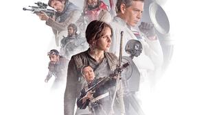 Felicity Jones Jyn Erso Rogue One A Star Wars Story 4500x3076 wallpaper