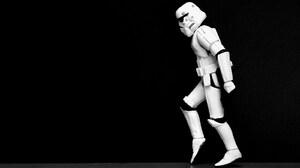 Star Wars Stormtrooper Figurine Toy 1600x1000 Wallpaper