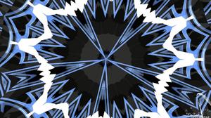 Abstract Artistic Digital Art Kaleidoscope Pattern 1920x1080 Wallpaper