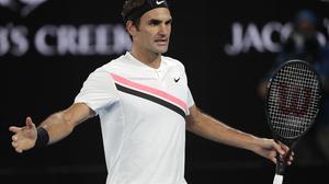 Roger Federer Swiss Tennis 5033x3321 Wallpaper