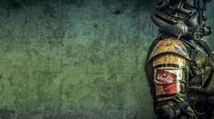 Fallout Nuka Cola Brotherhood Of Steel 1600x900 Wallpaper