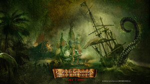 Dead 039 S Man Chest Pirates Of The Caribbean 1920x1200 wallpaper