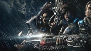 Gears Of War 4 Kait Diaz 2420x1200 Wallpaper
