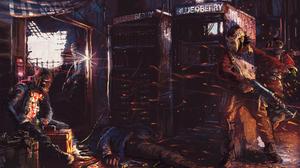 Video Game Rust 2500x1500 Wallpaper