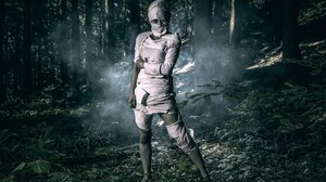 Women Women Outdoors Bandage Mummy 2500x1667 Wallpaper