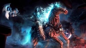 Video Game Darksiders Ii 1600x900 Wallpaper