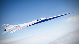 X 59 Aircraft Lockheed Martin NASA 3345x2198 Wallpaper