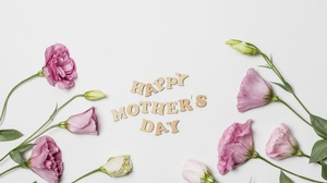 Happy Mother 039 S Day Flower Pink Flower 6000x4000 Wallpaper