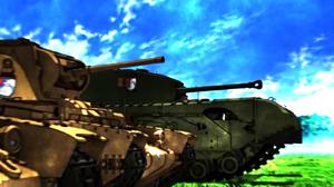 Military Tank 1366x768 Wallpaper