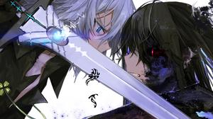 Sword 2732x1273 Wallpaper