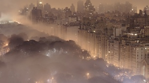 Central Park Manhattan New York 2560x1600 Wallpaper