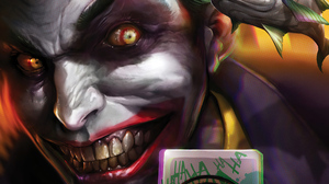 Dc Comics Joker 3330x1873 Wallpaper