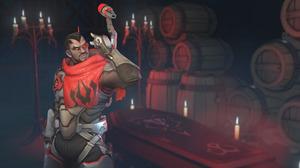 Baptiste Overwatch Overwatch 3840x2160 wallpaper
